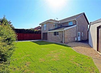 Thumbnail 4 bed detached house for sale in Nant Y Felin, Efail Isaf, Pontypridd