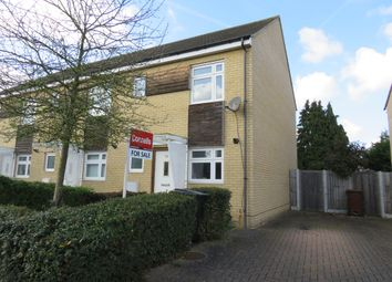 Thumbnail 2 bed end terrace house for sale in Eastern Crescent, Chelmsford