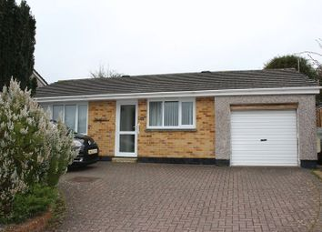 Thumbnail 3 bed detached bungalow for sale in Pennor Drive, St. Austell
