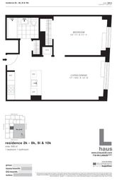Thumbnail 1 bed apartment for sale in 11-02 49th Avenue, New York, New York State, United States Of America