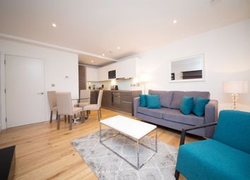 Thumbnail 2 bed flat to rent in Crescent House, 3 Metropolitan Crescent, Crescent Lane, London
