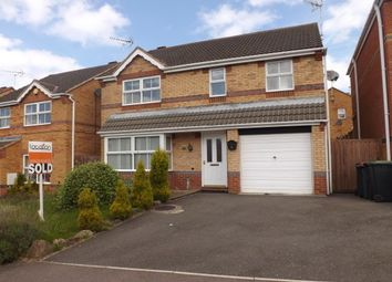 Thumbnail 4 bed detached house to rent in All Saints Court, Huthwaite