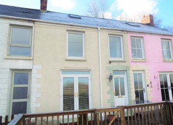 Thumbnail 2 bedroom terraced house for sale in Brynfa Terrace, Penclawdd, Swansea