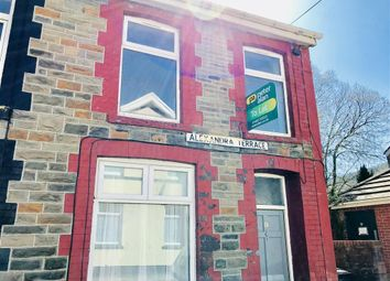 Thumbnail 2 bed end terrace house to rent in Alexandra Terrace, Cwmaman, Aberdare