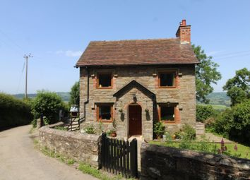 Thumbnail 3 bed detached house for sale in Meadowtown, Shrewsbury