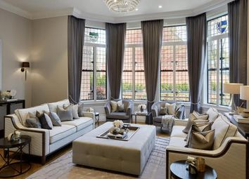Thumbnail 4 bed flat for sale in Netherhall Gardens, Hampstead, London