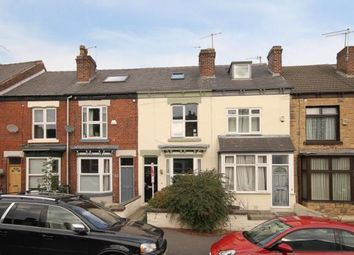 Thumbnail 3 bedroom terraced house for sale in Steade Road, Sheffield, South Yorkshire
