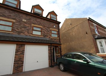 Thumbnail 3 bedroom semi-detached house to rent in Clwyd Street, Wallasey