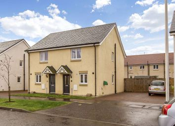 Thumbnail 2 bed semi-detached house for sale in 7 Corby Craig Terrace, Bilston, Roslin