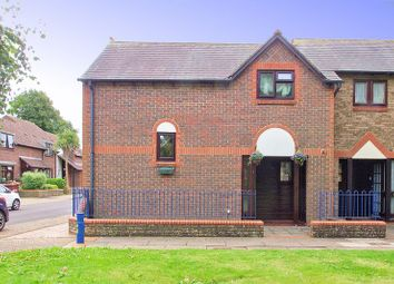 Thumbnail 3 bed terraced house for sale in Martlet Close, Chichester