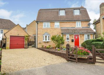 Thumbnail 5 bed detached house for sale in Bertie Close, Swinstead, Grantham