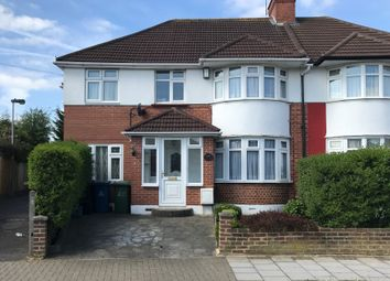 Thumbnail 5 bedroom semi-detached house for sale in Twyford Road, Rayners Lane, Harrow, Middlesex