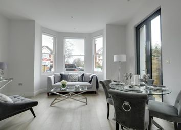 Thumbnail 2 bedroom flat for sale in Birch Grove, Acton, London