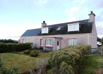 Thumbnail 4 bed detached house for sale in Garynahine, Isle Of Lewis