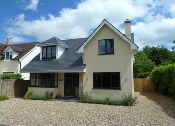 Thumbnail 4 bed detached house for sale in Chalkhouse Green, Reading
