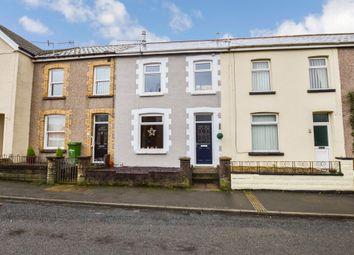 Thumbnail 4 bed terraced house for sale in Llwyncelyn Terrace, Nelson, Treharris