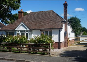 Thumbnail 3 bed bungalow for sale in Thorpe Avenue, Tonbridge