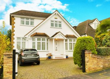 Thumbnail 4 bed detached house for sale in Cypress Avenue, Enfield