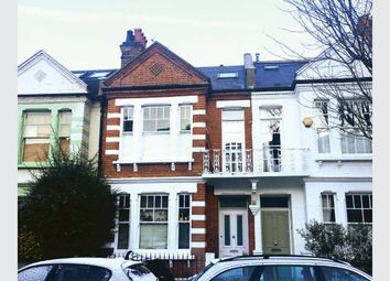 Thumbnail 1 bed flat for sale in Eddiscombe Road, London