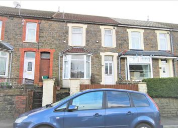 3 bed terraced house for sale in Aubrey Road, Porth CF39