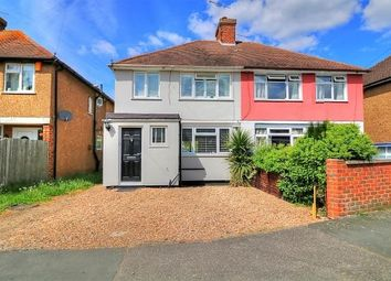 Thumbnail 2 bed semi-detached house for sale in Selwood Road, Woking