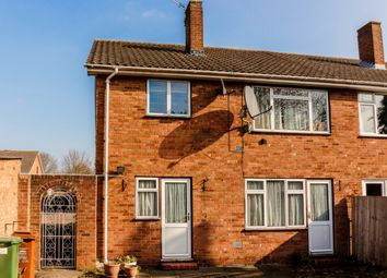 Thumbnail 2 bed maisonette for sale in Lydd Close, Sidcup, London