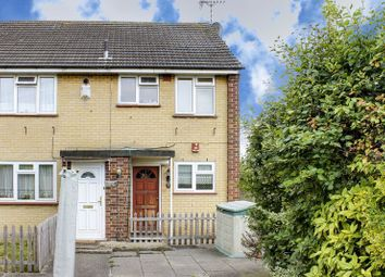 Thumbnail 2 bedroom maisonette for sale in Soham Road, Enfield