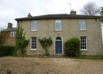 Thumbnail 5 bedroom detached house to rent in Stradsett, King's Lynn