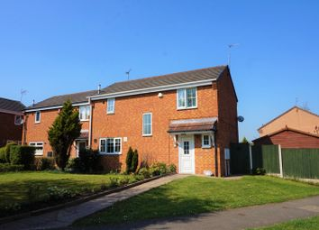 Thumbnail 3 bedroom semi-detached house for sale in Fellow Lands Way, Derby