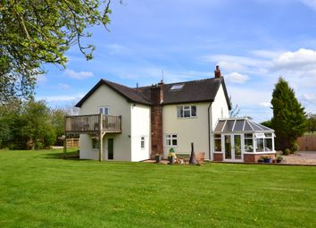 Thumbnail 5 bed detached house for sale in Goldstone Road, Hinstock, Market Drayton