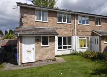Thumbnail 1 bed flat to rent in 39 Wharf Close, St Georges, Telford