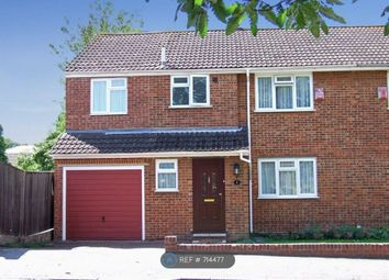 Thumbnail 5 bed semi-detached house to rent in The Landway, Orpington