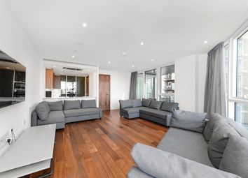Thumbnail 3 bed flat for sale in Battersea Reach, Pinnacle, Wandsworth, London