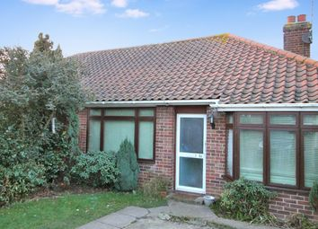 Thumbnail 2 bedroom semi-detached house for sale in Parana Close, Sprowston, Norwich