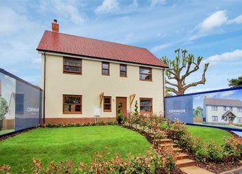 Thumbnail 3 bed detached house for sale in Iceni Rise, Colliers End, Ware, Hertfordshire