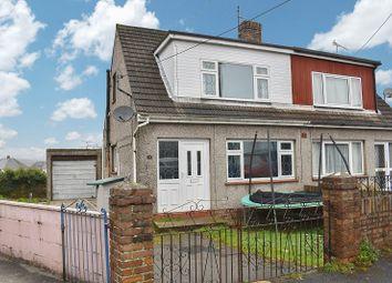 3 bed semi-detached bungalow for sale in Park Place, Sarn, Bridgend . CF32