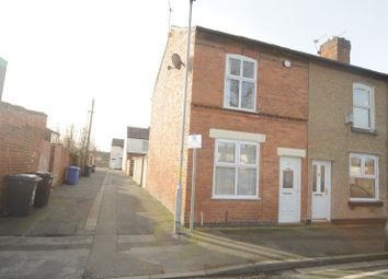 Thumbnail 1 bed end terrace house to rent in Leonard Street, Warrington