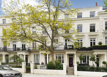 Thumbnail 3 bed flat for sale in Clarendon Gardens, London