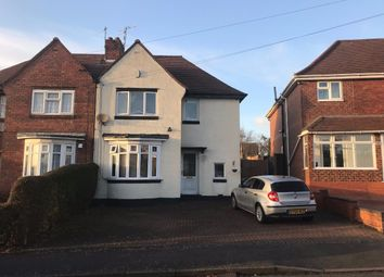 Thumbnail 3 bed semi-detached house to rent in Parsons Hill, Oldbury
