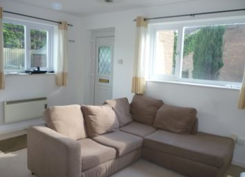 Thumbnail 1 bed end terrace house to rent in Mees Close, Luton, Beds