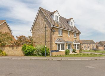 Thumbnail 5 bed detached house for sale in Stangate Drive, Iwade, Sittingbourne