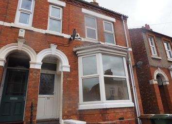 Thumbnail 3 bed terraced house to rent in St. Barnabas Street, Wellingborough