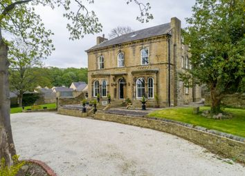 Thumbnail 5 bed detached house for sale in Upper Clough, Linthwaite, Huddersfield
