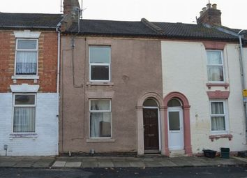 Thumbnail 3 bed terraced house to rent in Oakley Street, The Mounts, Northampton