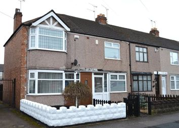 Thumbnail 2 bed end terrace house for sale in Hartland Avenue, Wyken, Coventry, West Midlands