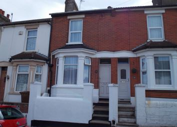 Thumbnail 3 bed terraced house for sale in Beaconsfield Road, Chatham