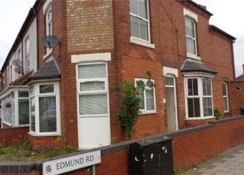 Thumbnail 4 bedroom end terrace house for sale in St. Saviours Road, Saltley, Birmingham