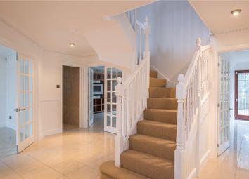 Thumbnail 5 bedroom detached house for sale in Barnet Gate Lane, Arkley, Hertfordshire