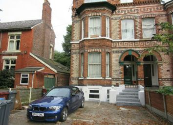 Thumbnail 1 bed flat for sale in 18, Mayfield Road, Whalley Range, Manchester