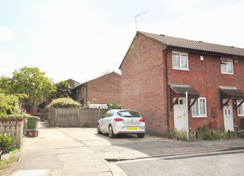 Thumbnail 2 bed end terrace house for sale in Walsham Close, Thamesmead